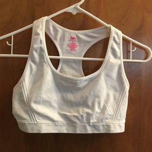 Justice brand sports bra